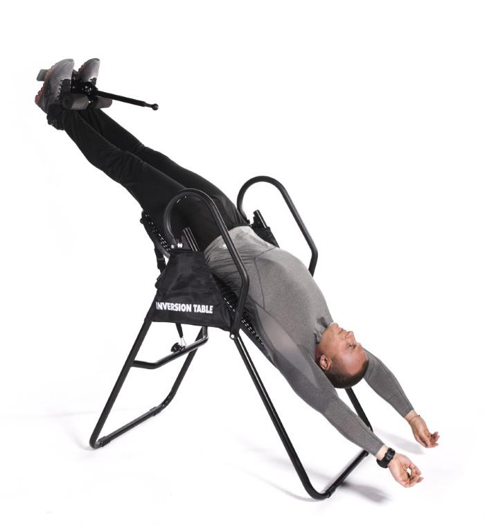За лечение на болки в гърба и кръста - Инверсни лежанки