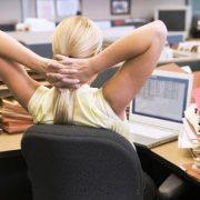 Обездвижване на работа в офиса | Lejanki.bg