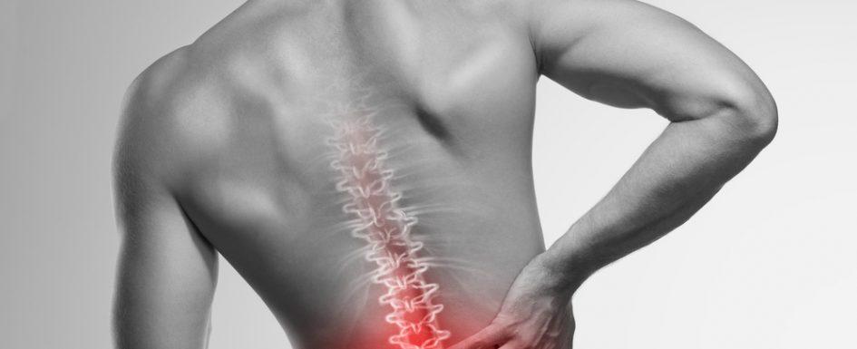 Болки в гърба и кръста гел